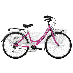 "TRS MONOTUBO D 26"" - ACC. 6V - FUXIA"