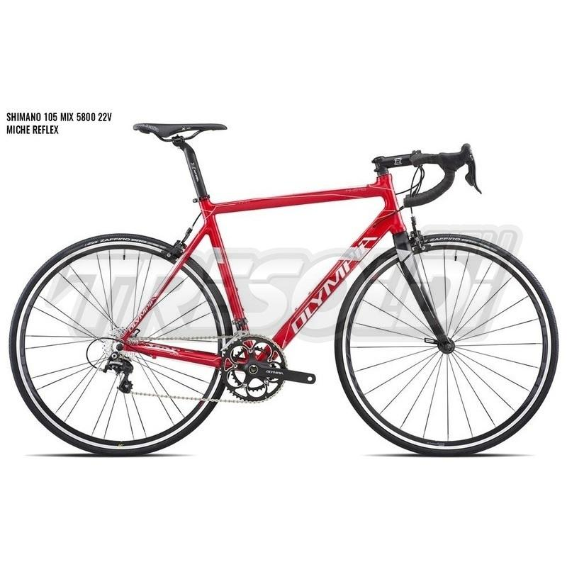 Olympia Khers 105 5800 Mix 22v Reflex 25 Rosso