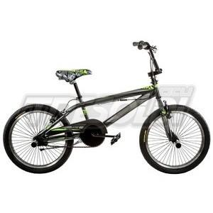 "TRS BMX FREESTYLE 20"" ACC. - NERO/GIALLO"