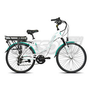 CARRATT E-BIKE CITY ELETTRA 250 D 26\