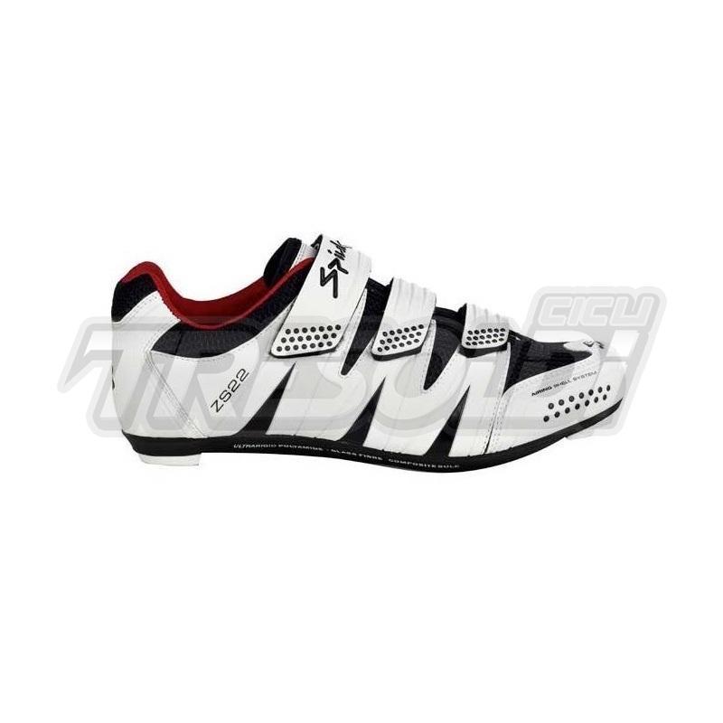 Scarpe Corsa Spiuk Zs22r 3str Bianco/nero