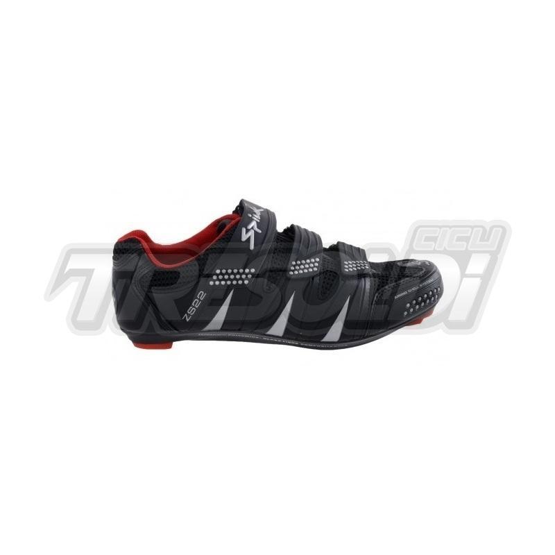 Scarpe Corsa Spiuk Zs22r 3str Nero/silver