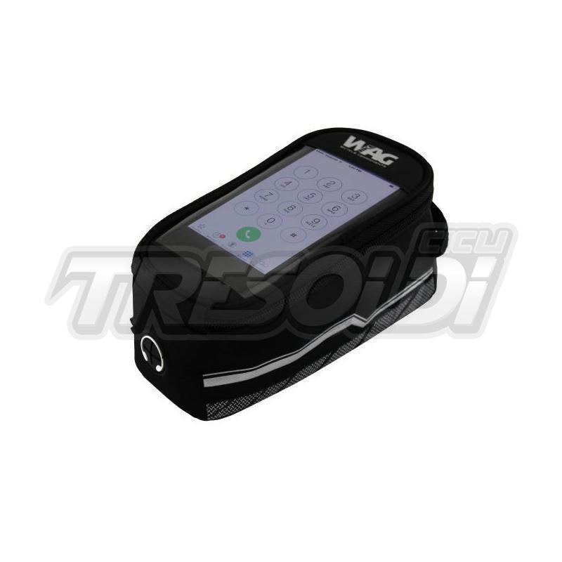 Borsa Wag Porta Smartphone Al Telaio M