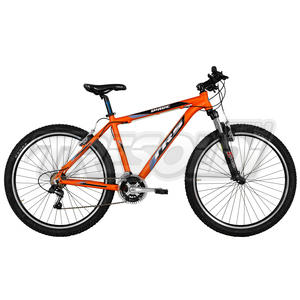 "TRS WAVE U 27,5"" - ALL. STEF 21V - V-BRAKE - ARANCIO/BLU"