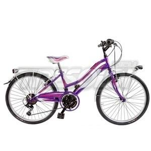 "TRS LINCY CITY D 24"" - 6V - VIOLA/FUXIA"