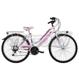 "TRS LINCY CITY D 24"" - 6V - BIANCO/ROSA"