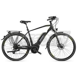 "NSR E-BIKE POSITIVE MAN U 28"" - PERFORMANCE CX 500 - DEORE 10V - DISK IDR ML - NERO"