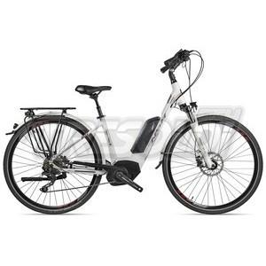 "NSR E-BIKE WAVE WOMAN D 28"" - PERFORMANCE CX 500 - DEORE 10V - DISK IDR ML - BIANCO"