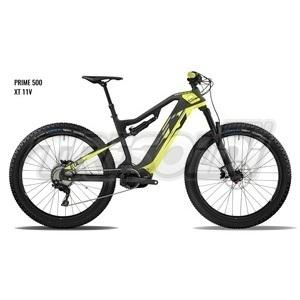 OLYMPIA E-BIKE MTB FULL E1-X CARBON 8.0 PRIME 500 27.5\