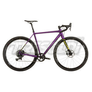 SANTS GRV1-PRO - SRAM APEX 11V - MICHE - VIOLA/LIME