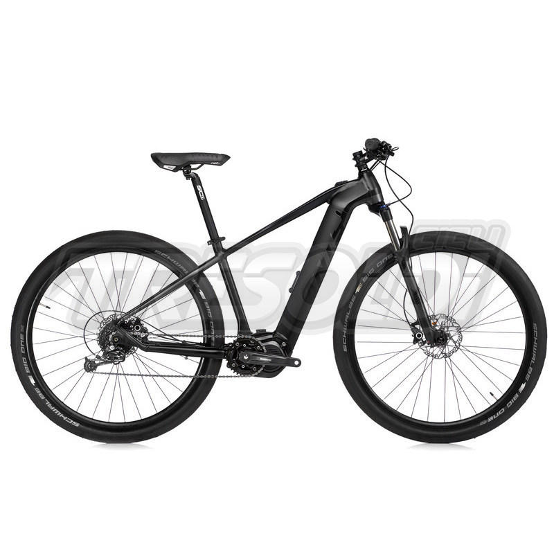 Olympia E-bike Mtb Full E1-x Carbon 8.0 Prime 500 27.5