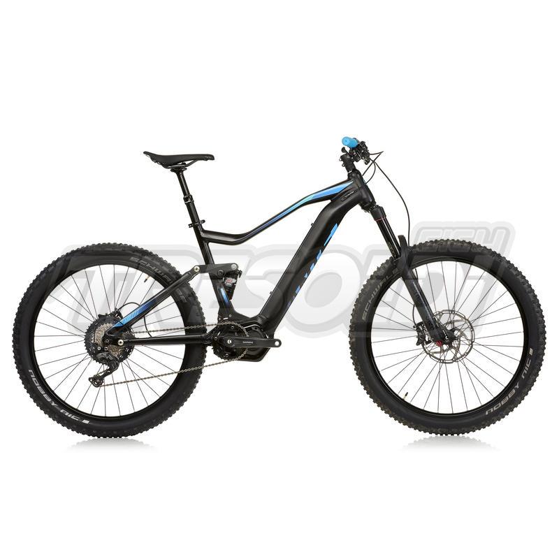 Sants E-bike Full SF 27.5 + XT 11V- 35 Gold Shimano E8000