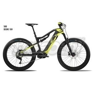 OLYMPIA E-BIKE MTB FULL E1-X CARBON 8.0 500 27.5\