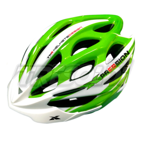 CASCO TKX PRESSION - VERDE