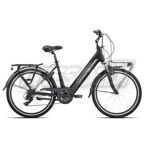 "OLYMPIA E-BIKE MARATHON COMFORT D 26"" '20 - ALL. 7V - 16 NERO"
