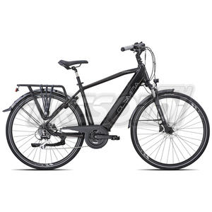 "OLYMPIA E-BIKE MAGNUM MAN U 28"" '20 - ALL. 8V - 14 NERO"