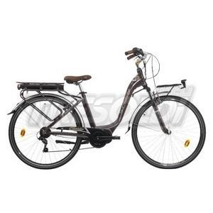 "CINZIA E-BIKE D 28"" - ALL 7V - TABACCO - M/46"