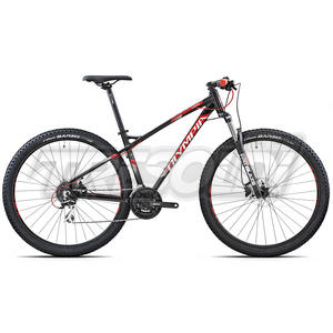 "OLYMPIA COBRA U 29"" '20 - BLAZE ML - ACERA MIX 24V - X-FEEL - 04 NERO/ROSSO"