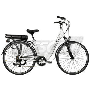 "SKILLED E-BIKE CITY FKW 983 D 28"" - ALL 7V - BIANCO"