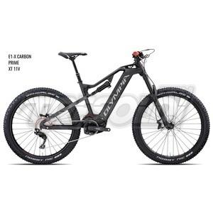 OLYMPIA E-BIKE MTB FULL E1-X CARBON '20 8.0 PRIME  27.5\