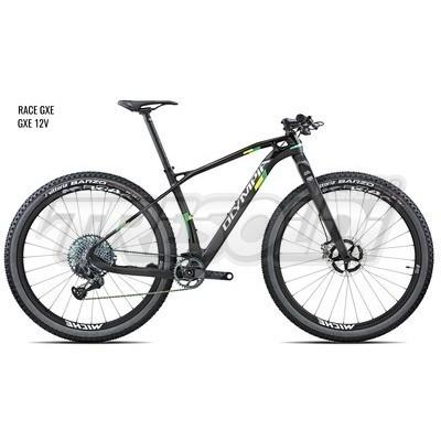 "OLYMPIA F1 29"" '20 - RACE GXE - SRAM GXE 12V - 08 NERO/COLOR"