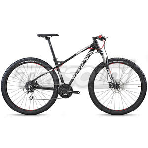 "OLYMPIA COBRA U 29"" '20 - BLAZE ML - ACERA MIX 24V - X-FEEL - 03 NERO/BIANCO"