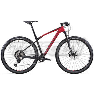 """OLYMPIA IRON 29\"""" '20 - RACE GXE - SRAM GXE 12V - 04 ROSSO/NERO"""