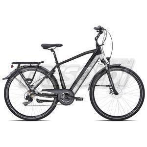 "OLYMPIA E-BIKE ROADSTER U 28"" '20 - ALL. 7V - 16 NERO/SILVER"