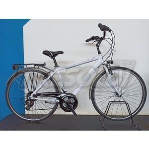 "TECNOBIKE CITY SORRENTO U 28"" - ALL. 18V - BIANCO/NERO"