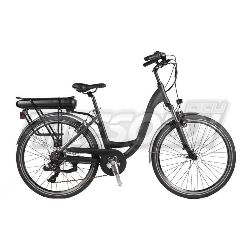 Trs E-bike City Alba D 26