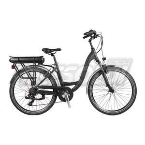 "TRS E-BIKE CITY ALBA D 26"" - ALL. 6V - NERO"