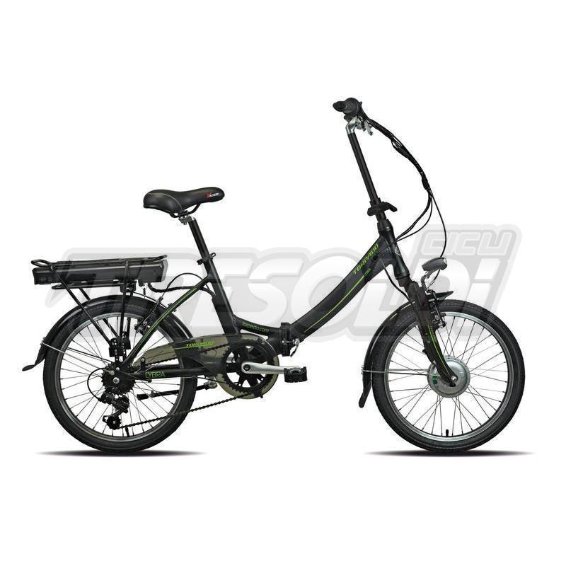 Torpado E-bike Pieghevole Lybra 286 20