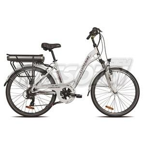 "TORPADO E-BIKE CITY AFRODITE 250 D 26"" - ALL. 6V - BIANCO"