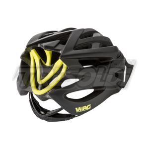 CASCO WAG NEUTRON NERO/LIME