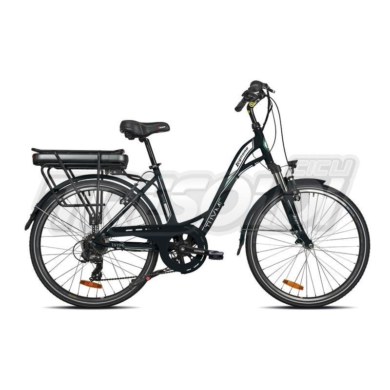 Legnano E-bike City Thyime 250 D 26