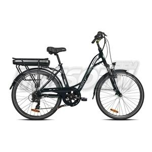 "LEGNANO E-BIKE CITY THYIME 250 D 26"" - ALL. 6V - NERO"