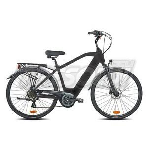 "TRS E-BIKE PNL AGILE U 28"" - ALL. 7V - NERO"