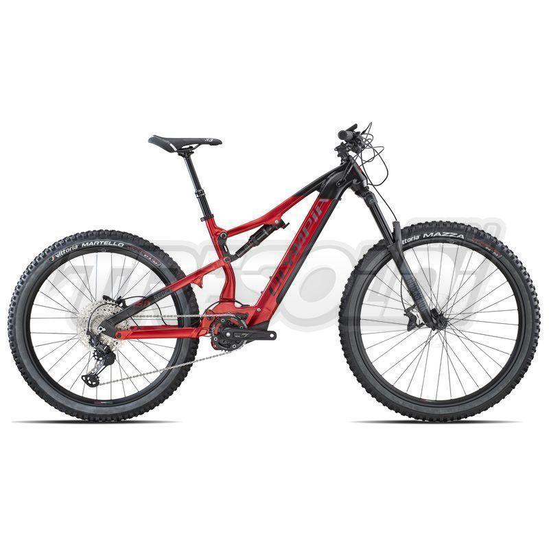 Olympia E-bike Full EX 900 Sport  29/27.5 + SXE 12v nero