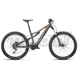 "OLYMPIA E-BIKE MTB FULL EX 900 '29"" 21 - TRAIL - XCR34 - ALIVIO 9V - 16 ANTRACITE"