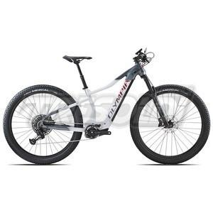 "OLYMPIA E-BIKE MTB PERFORMER 900 SPORT 29"" 21' - PRIME - SID SELECT - SXE 12V - 15 SILVER/ANTRACITE"