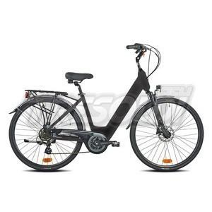 "TRS E-BIKE PNL AGILE D 26"" - ALL. 7V - NERO"