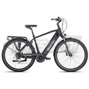 "OLYMPIA E-BIKE MAGNUM MAN U 28"" '21 - ALL. 8V - 04 NERO/ROSSO"
