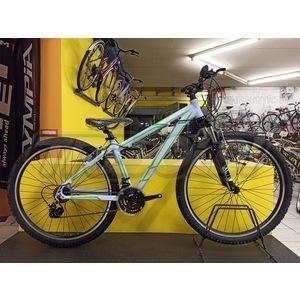 "TRS PHOENIX U 27,5"" - ALL. 21V ML - V-BRAKE - AZZURRO/VERDE"
