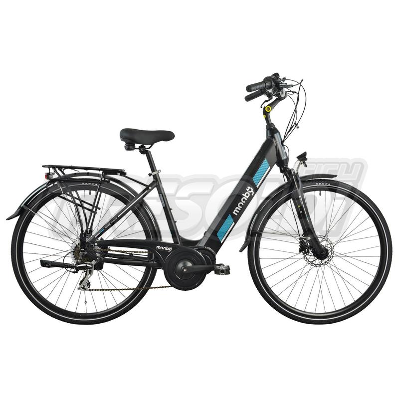 Torpado E-bike City Mooby 275 D 28